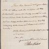 Oliver Wolcott Sr. to Timothy Pickering, Litchfield