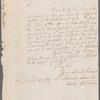 Alexander Hamilton to Oliver Wolcott, New York