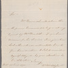 Thomas FitzSimons to Oliver Wolcott, New York