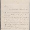 Thomas FitzSimons to Oliver Wolcott, New York