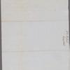 William B. Reed to George Gibbs, Philadelphia