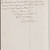 William A. Duer to George Gibbs, Morristown, New Jersey