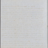 W. Channing to George Gibbs, Boston