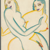 """Unnamed women from the """"Salome"""" series, 1930"""