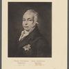 Nicolas Alexandrowitch Zagriajsky, 1743-1831
