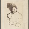 Emile Zola [signature]