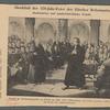 Zwingli im Religionsgespräch zu Zürich im Jahr 1523. Lithographie von Peter Geissler (1830), im Besitz des Landesmuseums