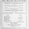 The Scottish musical magazine Vol. III, no. 6