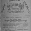 The Scottish musical magazine Vol. III, no. 7