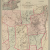Map of the New York Wilderness and the Adirondacks
