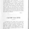 La Cronaca musicale Anno I, n. 4