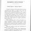 La Cronaca musicale Anno I, n. 7