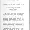 La Cronaca musicale Anno I, n. 11-12