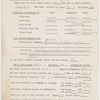 """""""Check Your School!"""" questionnaire submitted to J.H.S. 139M, at 140 West 140th Street, in Harlem, New York: by the Educational Committee of the New York Branch of the National Association for the Advancement of Colored People"""