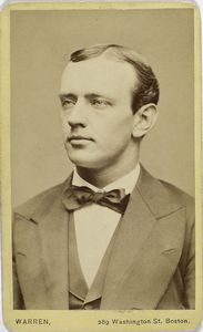 Fraley Rogers, Boston Red Stockings, 1872 Right field