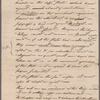 Gilbert Livingston's notes on the debates in the New York State Convention: Manuscript