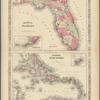 Johnson's Florida, Plate 43