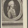 His royal highness Prince Edward. Born March 14, 1738/9