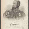 Frederick [signature]. H. R. H. the Duke of York. From a picture in the possession of his Grace the Duke of Rutland