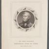 His Royal Highness Frederick Duke of York, born August 16, 1763