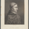 Cardinal Ximenes. From a picture in the Florence Gallery. Under the superintendence of the Society for the Diffusion of Useful Knowledge
