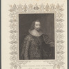 George Villiers, Duke of Buckingham. OB 1628. From the original of Jansen, in the collection of the Right Honble the Earl of Claredon