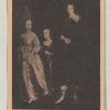 Anne, Arabella and William Wentworth, the children of Thomas Wentworth, Earl of Strafford