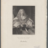 Charles Abbott, Baron Tenterden, Lord-Chief-Justice of the Kings bench. Tenterden [signature]