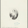 Madame the wife of the first pretender, Prince Charles