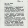 Letter from George Avakian to Aram Khatchaturian