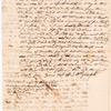 Yates, Abraham Junr., addressed to Abm. G. Lansing Esq., Albany