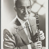 Benny Goodman photo, autographed