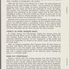 Chicago Jazz advertising pamphlet