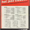 Promotional flier for Hot Jazz Classics