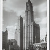 Woolworth Building in Manhattan, N.Y.