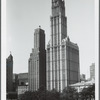 Woolworth Building at City Hall, Manhattan, N.Y.
