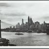 View from Manhattan Bridge towards Manhattan