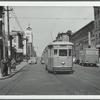 Nostrand Avenue streetcar