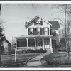 Old house in Garden City, Long Island
