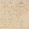 Map of the head waters of the rivers Susquehanna & Delaware: embracing the early patents on the south side of the Mohawk River : from the original, drawn about the year 1790