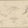 Plate II. Sketches of villages of the Croton watershed: Westchester County, pt. A [showing sketches of: Bedford Station, Cross River, Katonah, and Mt. Kisco]