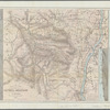 Map of the Catskill Mountains