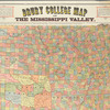Drury College map of the Mississippi Valley