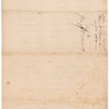 Letter to Thomas McKean
