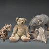 Piglet, Tigger, Winnie-the-Pooh, Eeyore and Kanga