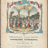 The Hungarian flag dance: as danced by 48 Danseuses Viennoises, at the principal theatres in Europe, and the United States