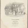 Tremont quadrilles: selected from celebrated operas, performed by Kendall & Sanborn's band