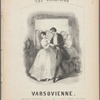 The celebrated varsovienne