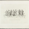 Apollo dancing with the Muses