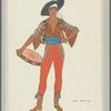 Costume designs, 1919-1922